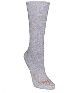 Women's Hiker Crew Sock - Blue, M