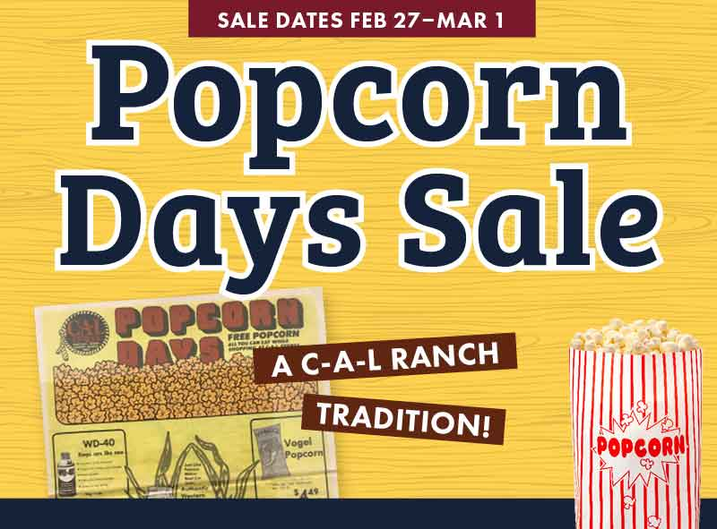 Spotlight, gifts, shop, savings, CAL Ranch, C-A-L Ranch, Weekly, Ad, Shop, Flyer, Sale