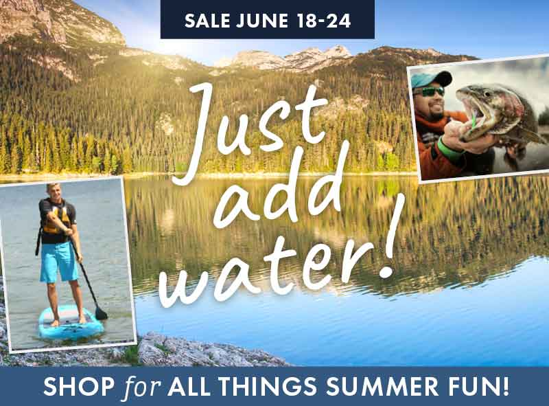 Water Sports Season Kick Off Sale Fish Kayak Boat Canoe Spring Spotlight gifts shop savings CAL Ranch Weekly Ad Shop Flyer Sale