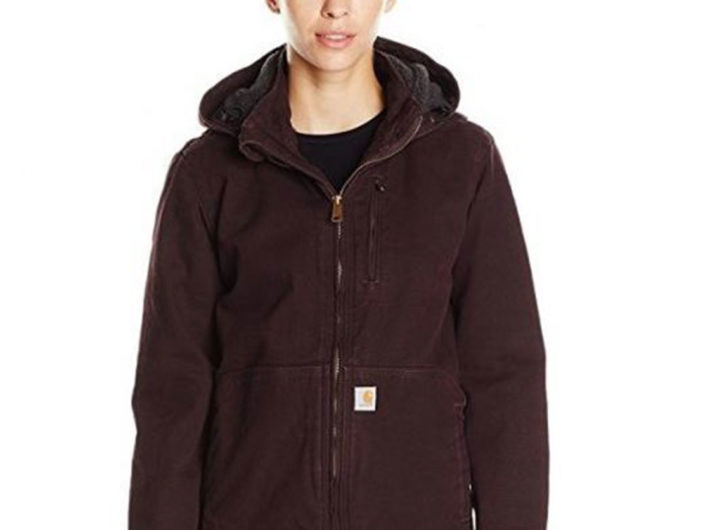 Heavy Duty Carhartt Coats to Keep You Warm